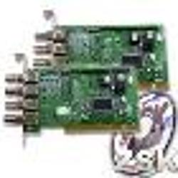 ZSK Small Business 8x - 2 placi captura video PCI MV4, 8 intrari video composite, 60 fps total,