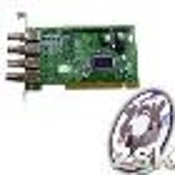 ZSK Small Business 4x - placa captura video PCI MV4, 4 intrari video composite, 30 fps total,