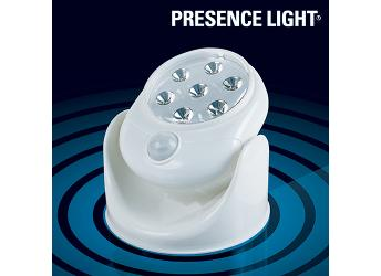 Senzor de Miscare Presence Light